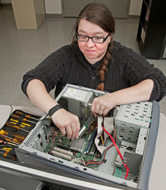 Computer Network Security & Administration Student