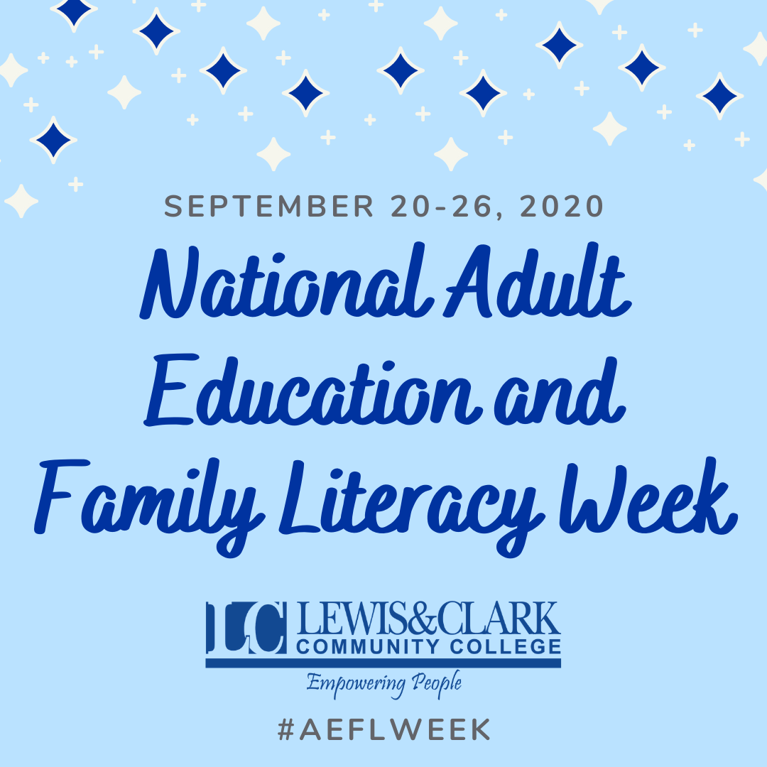 Adult Education Family Literacy Week
