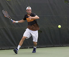 Tennys Sandgren (USA). By Laura Inlow, L&C Media Services Manager