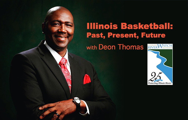 An Evening with Deon Thomas: The Voice of Illini Basketball