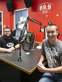 Spotlight Student Nathan and Tanner WLCA 89.9 small