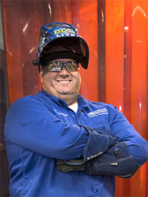 Travis Jumper L&C Welding Technology Coordinator