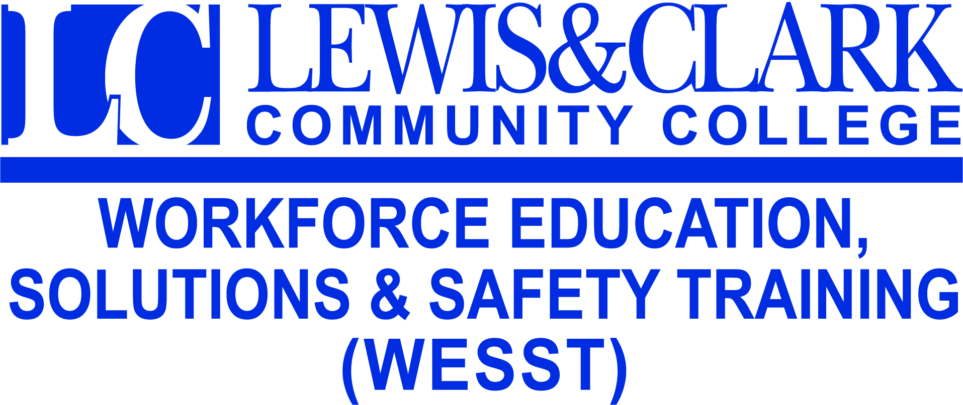 Lewis and clark community college wesst logofull 1betcityfo Choice Image