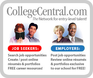 College Central for jobseekers